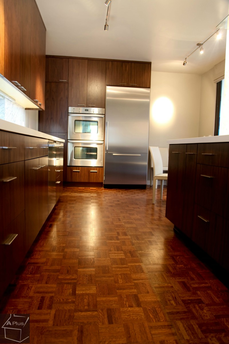 Newport Beach Kitchen & Bathroom Remodel with Custom Cabinets
