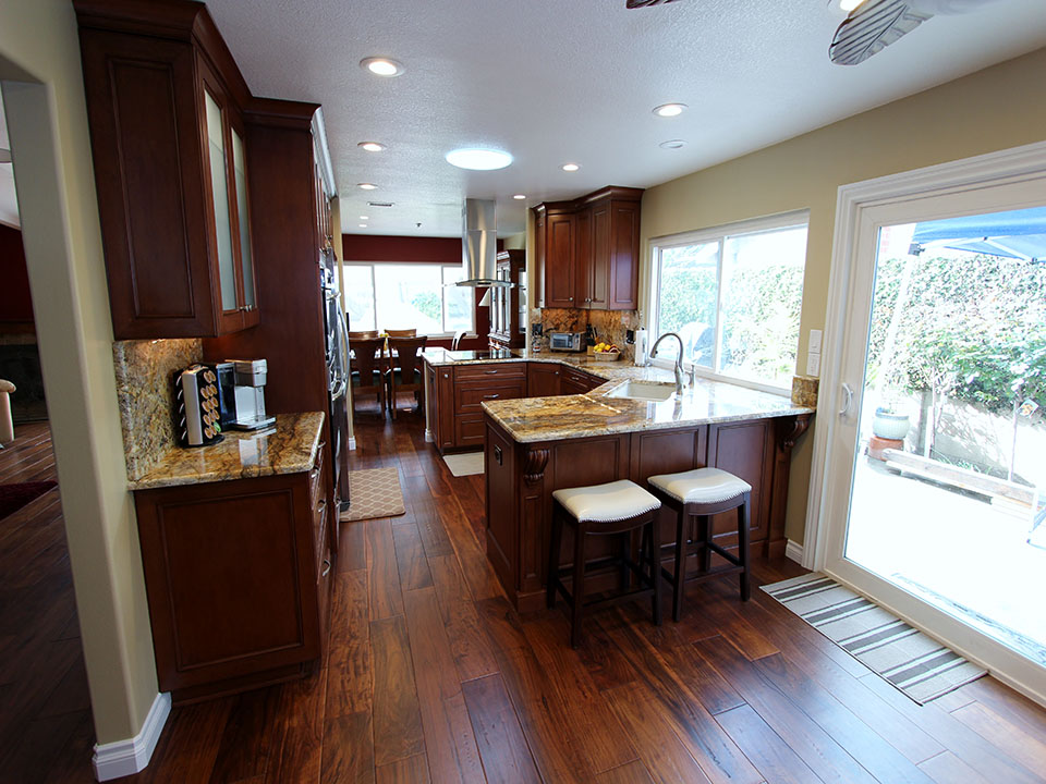 Fountain Valley Kitchen After Remodel