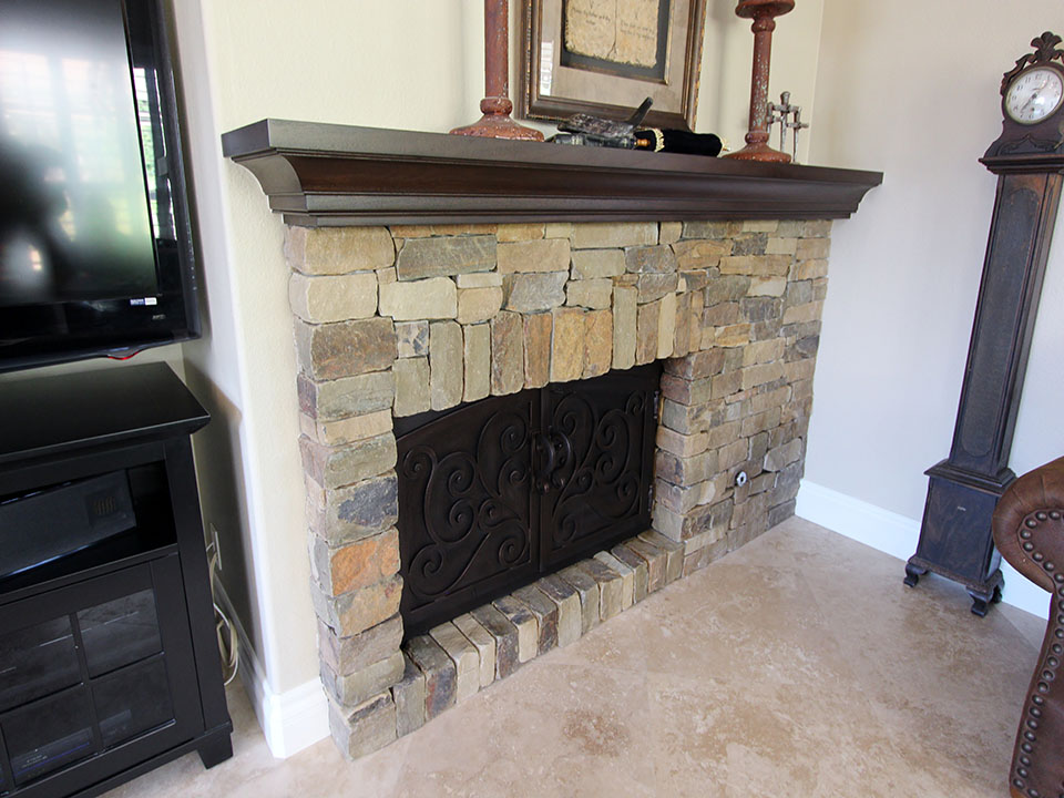 Fireplace Adter Remodel