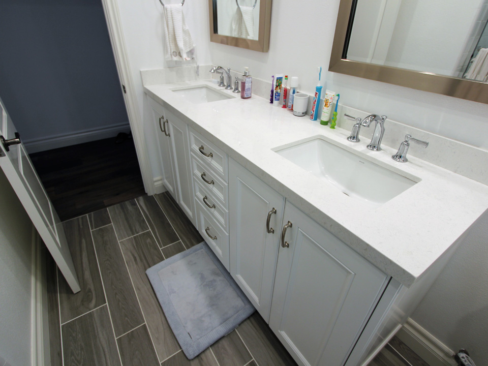 Using Kitchen Cabinets For Bathroom Vanity Rukinet Com